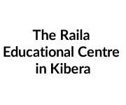 The Raila Educational Centre in Kibera