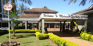 Muranga Teacher Training College and Kamwenja Teacher Training College